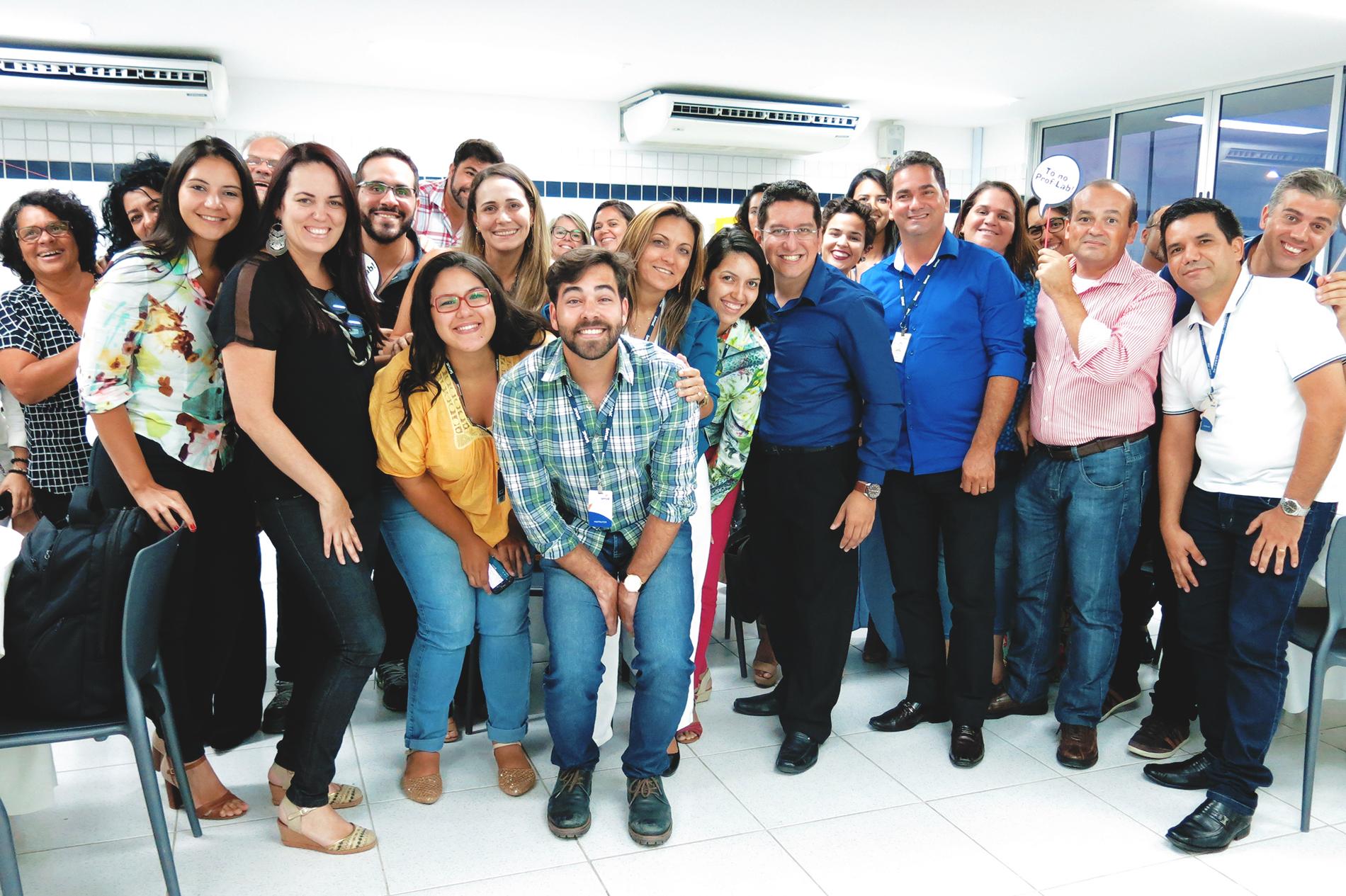 ProfLab no Senac-PE - Edição Caruaru 2017