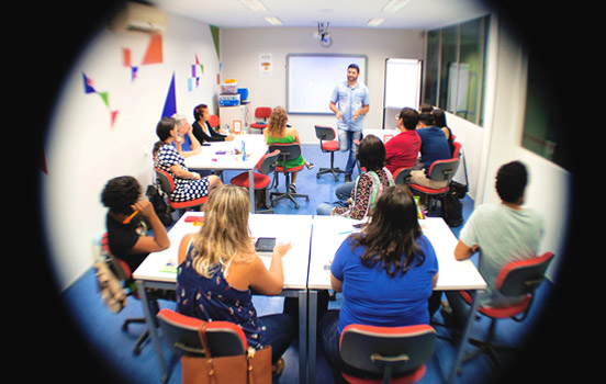 iLab da ABA Global Education no Recife