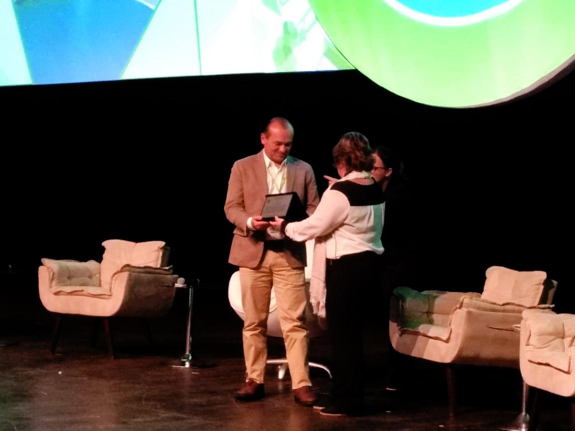Prêmio Tércio Pacitti 2018. Foto: André Raabe